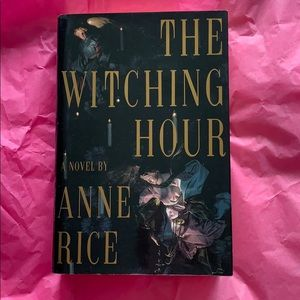 Other - The Witching Hour: Signed, 1st Ed, 1st Print